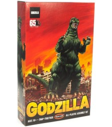 1:250 Godzilla Snap Together Plastic Model Kit