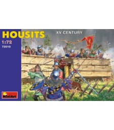 1:72 Housits. XV century - 24 figures