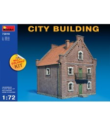 1:72 City Building