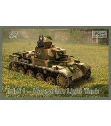 1:72 TOLDI I Hungarian Light Tank