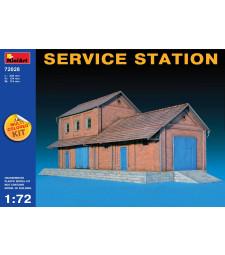 1:72 Service Station