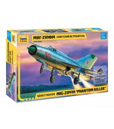 1:72 MIG-21 PFM SOVIET FIGHTER