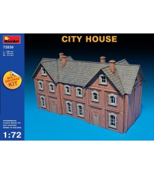 1:72 City House
