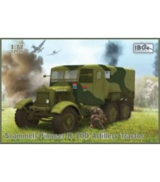 1:72 Scammell Pioneer R100 Artillery Tractor