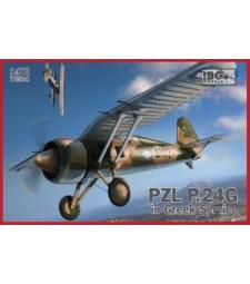 1:72 PZL P.24g - Greek Service