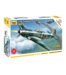 1:72 Yak-3 Soviet Fighter