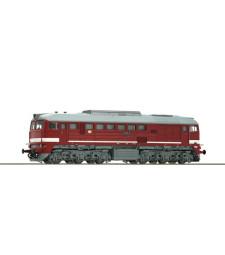 Diesel locomotive class 120, DR, Epoch IV