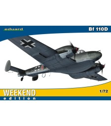 1:72 Bf 110D