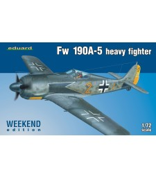1:72 Fw 190A-5 heavy fighter