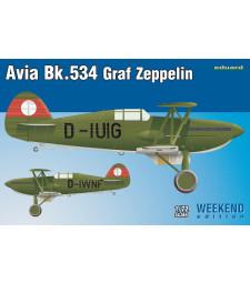 1:72 Avia Bk-534 Graf Zeppelin