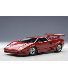 Lamborghini Countach 198825th Anniversary Edition(red/black interior with rear spoiler)