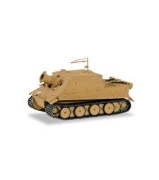 "1:87 38 cm panzer mortar, prototype ""Sturmtiger"""