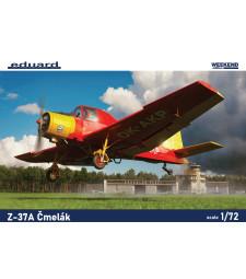 1:72 Czechoslovak agricultural aircraft Z-37A Cmelak