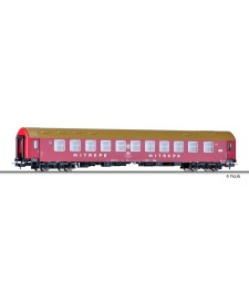 """Sleeping coach """"MITROPA"""" WLAB 178.1 type Y of the DB AG, epoch V"""