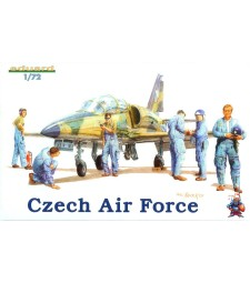 1:72 Czech AF - 6 figures