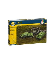 1:72 JS-2 STALIN - FAST ASSEMBLY - 2 pcs