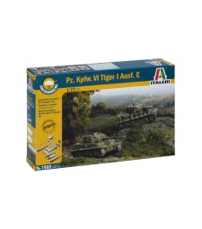 1:72 PZ.KPFW.VI TIGER I - fast assembly