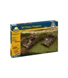 1:72 M7 PRIEST 105mm / KANGAROO (2 F.A.) - fast assembly