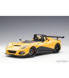 Lotus 3-Eleven (yellow) (composite model/no openings)