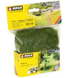 Wild Grass XL, light green - 12 mm, 20 g