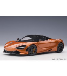 McLaren 720S 2017 (azores/metallic orange) (composite model/full openings)