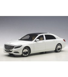 MERCEDES-MAYBACH S-KLASSE (S660) (WHITE)