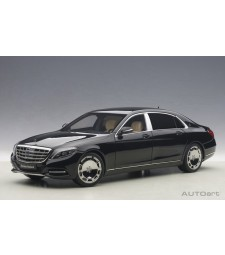 MERCEDES MAYBACH S-KLASSE S600 (SWB) (BLACK) 2015