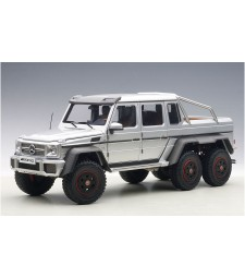 MERCEDES-BENZ G63 AMG 6X6 (SILVER) 2013 (Composite model with full openings)