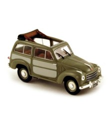 Fiat 500 in Belvedere Green/Grey 1952