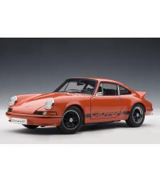 PORSCHE 911 CARRERA RS 2.7 1973 (ORANGE W/ BLACK STRIPES)