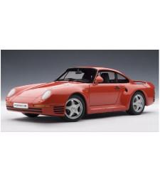 PORSCHE 959 - RED 1986