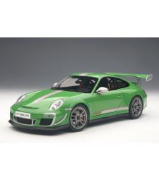 PORSCHE 911 (997) GT3 RS 4.0 (GREEN) 2011
