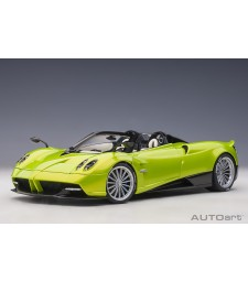 Pagani Huayra Roadster 2017 (verde firenze) (composite model/full openings)