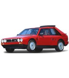 LANCIA Delta S4 1985 red