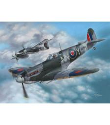 """1:48 Spitfire Mk.VC """"Czechoslovak Squadrons"""""""
