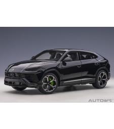 Lamborghini Urus 2018 (nero noctis/gloss black) (composite model/full openings)