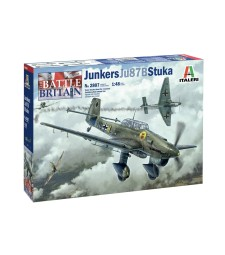 """1:48 JUNKERS JU-87 B STUKA """"Battle of Britain"""""""