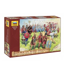 1:72 REPUBLICAN ROME INFANTRY - 40 figures