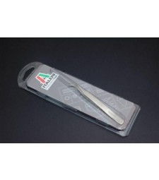Precision tweezers - curved