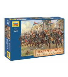 1:72 Russian Hussars1812-1814