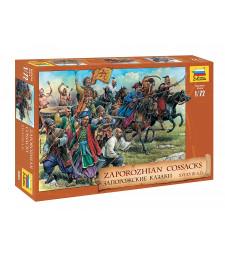 1:72 Zaporozhian CossacksXVI-XVIII A.D.