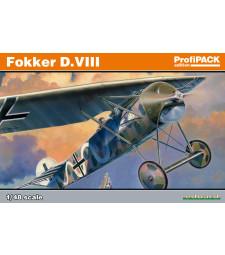 1:48 Fokker D.VIII