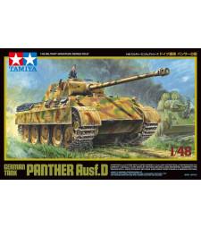 1:48 German Tank Panther Ausf.D
