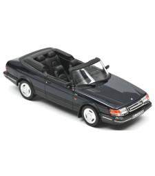 Saab 900 Turbo Cabriolet 1992 - Dark Blue