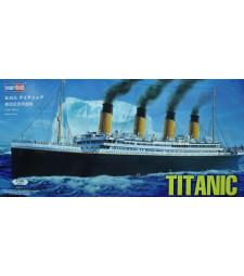 1:550 R.M.S. Titanic