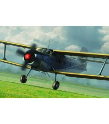1:48 Antonov An-2M incl. Bulgarian Version