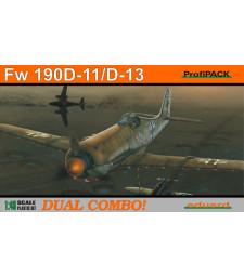 1:48 Fw 190D-11/D-13 DUAL COMBO