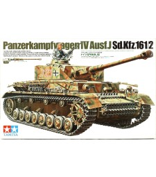 1:35 German Panzer IV Type J