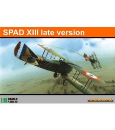 1:48 Spad XIII late