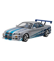 Fast & Furious - 2 Fast 2 Furious (2003) - 1999 Nissan Skyline GT-R (R34) - Artisan Collection